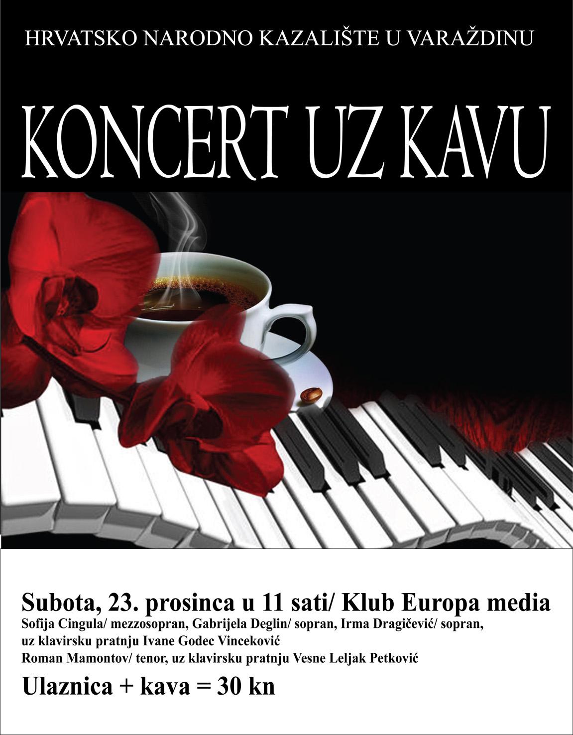 koncert 29. travnja