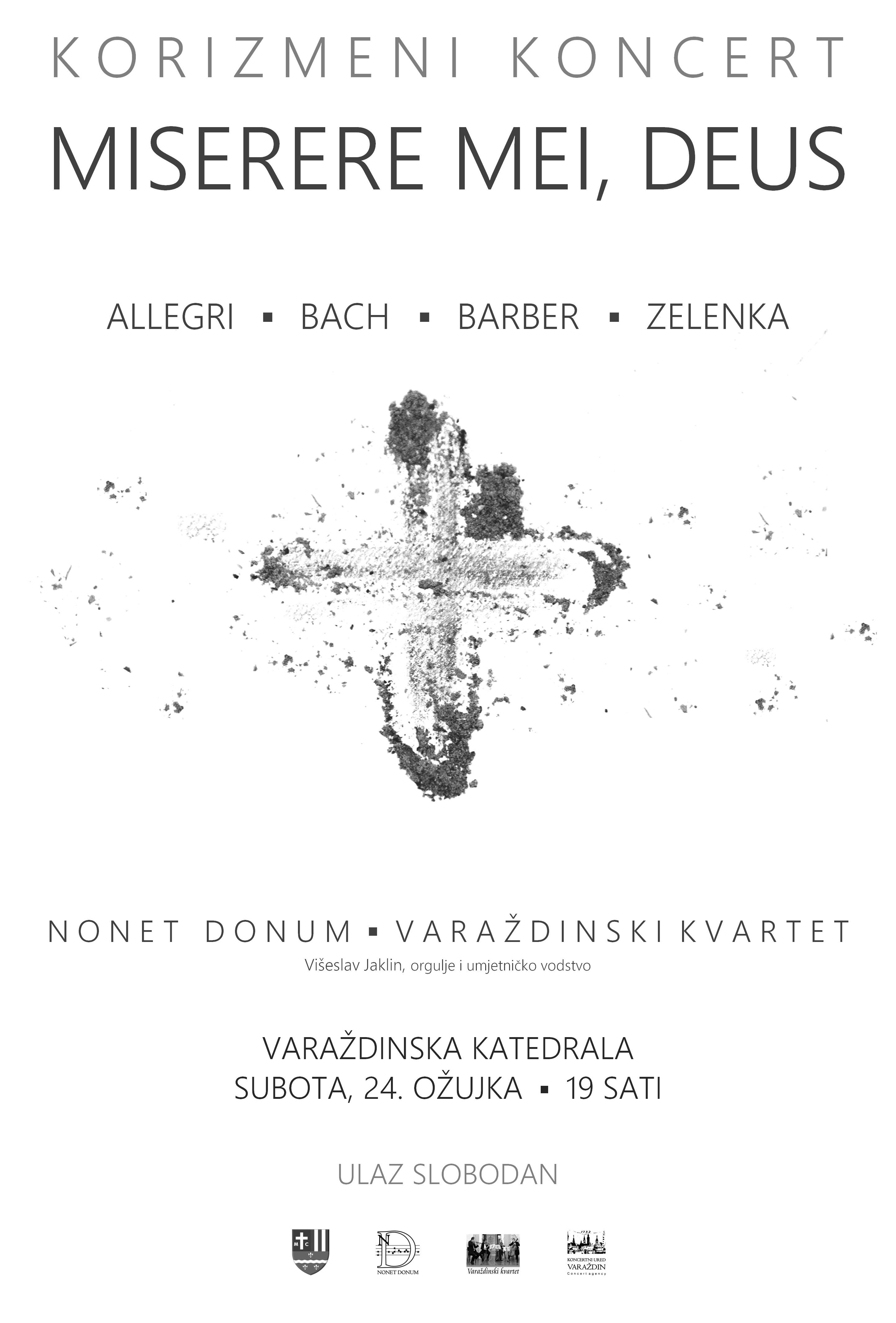 Korizmeni koncert 2018