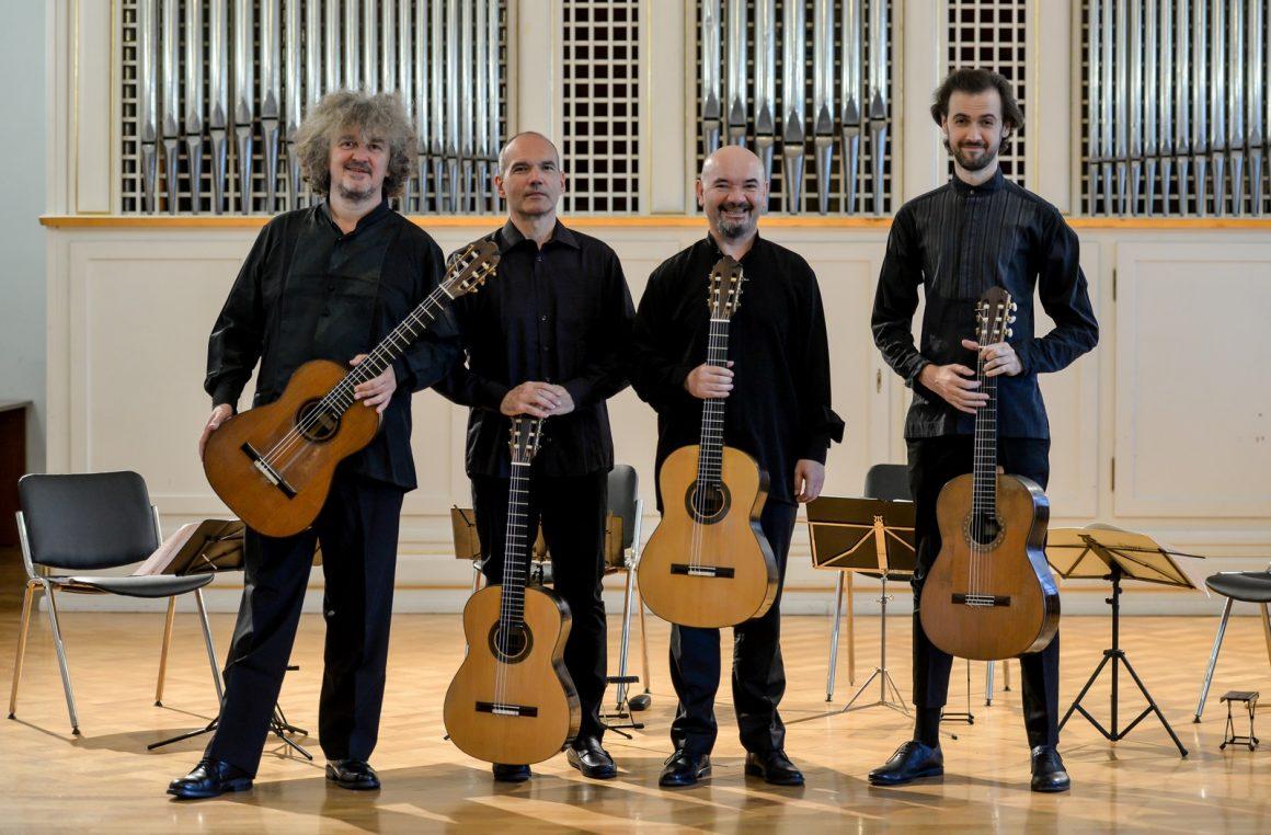 Hrvatski gitarski kvartet oduševio Varaždince