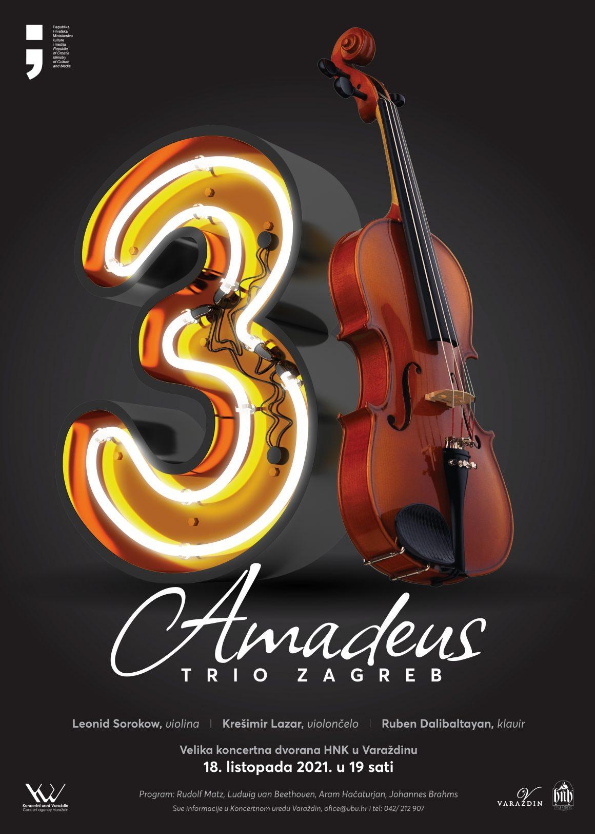 Amadeus trio Zagreb